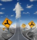 Focused Determination stock illustration