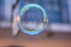 Focused Photo of Bubble Royalty Free Stock Photos