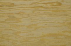 Focused texture of some piece of plywood. Texture of some piece of plywood Stock Photo