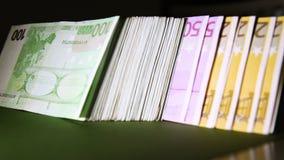 Focusing defocusing of hundreds and thousands of euros