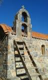 Fodele beach church. Crete. Greece Stock Photo