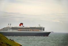 Fodera Queen Mary 2 Fotografia Stock Libera da Diritti