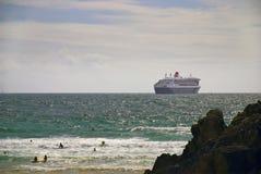 Fodera Queen Mary 2 Immagini Stock Libere da Diritti