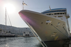 Fodere Nizza nel porto (Francia) 2 Fotografia Stock Libera da Diritti