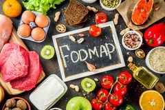Fodmap healthy diet food