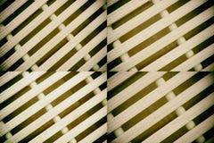 Fodrar rusad modern plast- för abstrakt färg för ingreppsbakgrund vit Arkivfoto