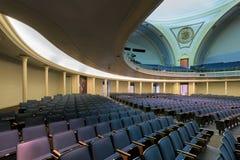 Foellinger-Auditorium Lizenzfreies Stockbild