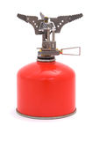 Fogão de gás Fotografia de Stock