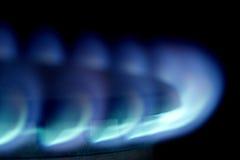 Fogão de gás fotos de stock