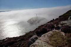 Fog bank Royalty Free Stock Photos
