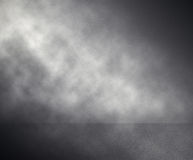Fog in grey room Stock Photography