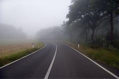 Free Fog In Chianti Stock Photos - 2795513