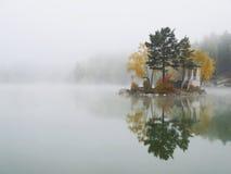 Free Fog On Lake Royalty Free Stock Photos - 8014698