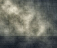 Fog in room Royalty Free Stock Photography