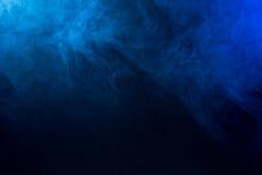 Fog/Smoke Texture. Abstract blue Fog/Smoke Texture stock photos