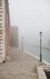 Fog in Venice Stock Photos
