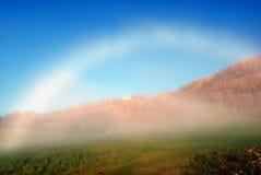 fogbow стоковое фото