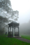 Fogged Pavilion Stock Images