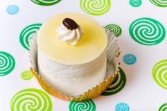 Foggi a coppa la torta Fotografia Stock Libera da Diritti