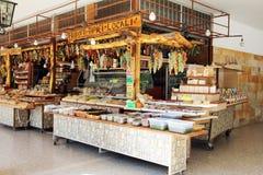 Foggia fruit store Royalty Free Stock Image