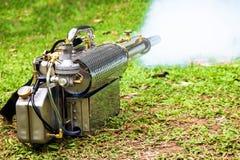 Fogging Machine Stock Photo