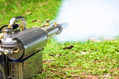 Fogging Machine Royalty Free Stock Photos