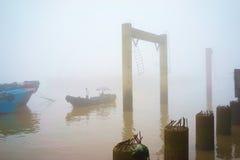 foggy stock afbeeldingen