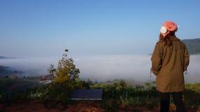 foggy stock afbeelding
