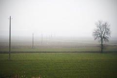 Foggy background Royalty Free Stock Image