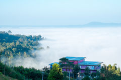 foggy Royalty Free Stock Images