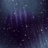 Foggy space background Royalty Free Stock Images