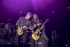 Foghat Live at the CNE 2015 Toronto 1 Stock Photo