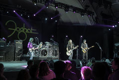 Foghat Live at the CNE 2015 Toronto 6 Royalty Free Stock Image