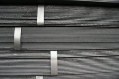 Fogli dell'acciaio Fotografia Stock Libera da Diritti