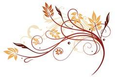 Foglie, autunno Immagini Stock Libere da Diritti