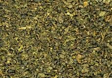 Foglie di tè Immagini Stock