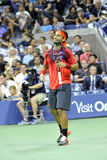 Fognini Fabio US Open 2015 (116) Royalty Free Stock Photography