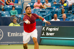 Fognini 102 Royalty Free Stock Photography