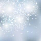 Fogo de artifício estrelado Fotografia de Stock Royalty Free