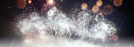Fogo-de-artifício Imagem de Stock Royalty Free