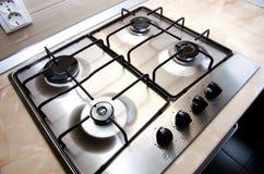 Fogão de cozinha Imagens de Stock Royalty Free