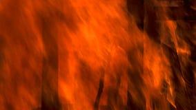 Fogo do inferno video estoque