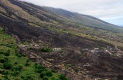 Fogo, eine vulkanische Oase Lizenzfreie Stockbilder