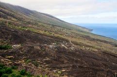 Fogo, eine vulkanische Oase Lizenzfreie Stockfotos