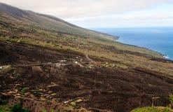 Fogo, eine vulkanische Oase Lizenzfreies Stockfoto