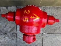 Fogo Hidrant Fotografia de Stock Royalty Free