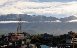 Fogo, a Volcanic Landscape Stock Images
