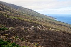 Fogo, A Volcanic Oasis Royalty Free Stock Photos
