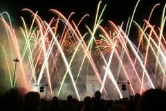 fogos-de-artifício Imagem de Stock Royalty Free