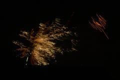 Fogos-de-artifício 2 Imagens de Stock